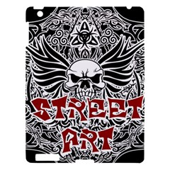 Tattoo Tribal Street Art Apple Ipad 3/4 Hardshell Case by Valentinaart