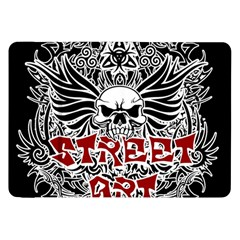 Tattoo Tribal Street Art Samsung Galaxy Tab 8 9  P7300 Flip Case
