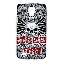 Tattoo Tribal Street Art Galaxy S4 Active by Valentinaart