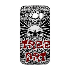 Tattoo Tribal Street Art Galaxy S6 Edge by Valentinaart