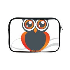 Owl Logo Apple Ipad Mini Zipper Cases by BangZart