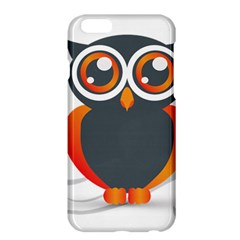 Owl Logo Apple Iphone 6 Plus/6s Plus Hardshell Case by BangZart