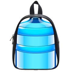 Large Water Bottle School Bags (small)  by BangZart