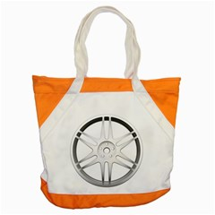 Wheel Skin Cover Accent Tote Bag by BangZart