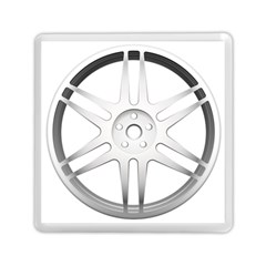 Wheel Skin Cover Memory Card Reader (square)  by BangZart