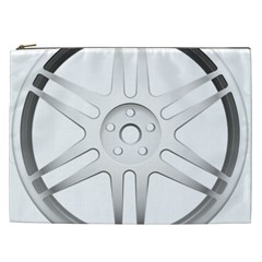 Wheel Skin Cover Cosmetic Bag (xxl)  by BangZart