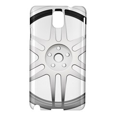 Wheel Skin Cover Samsung Galaxy Note 3 N9005 Hardshell Case by BangZart