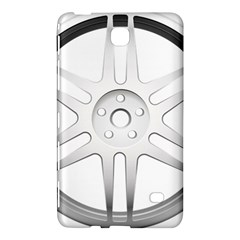 Wheel Skin Cover Samsung Galaxy Tab 4 (8 ) Hardshell Case  by BangZart