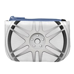 Wheel Skin Cover Large Coin Purse