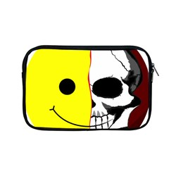Skull Behind Your Smile Apple Macbook Pro 13  Zipper Case by BangZart