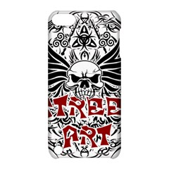 Tattoo Tribal Street Art Apple Ipod Touch 5 Hardshell Case With Stand by Valentinaart