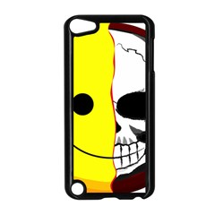 Skull Behind Your Smile Apple Ipod Touch 5 Case (black) by BangZart