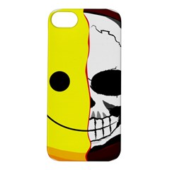 Skull Behind Your Smile Apple Iphone 5s/ Se Hardshell Case