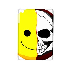 Skull Behind Your Smile Ipad Mini 2 Hardshell Cases by BangZart