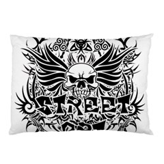 Tattoo Tribal Street Art Pillow Case (two Sides)