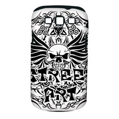 Tattoo Tribal Street Art Samsung Galaxy S Iii Classic Hardshell Case (pc+silicone)