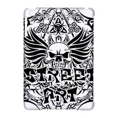 Tattoo Tribal Street Art Apple Ipad Mini Hardshell Case (compatible With Smart Cover) by Valentinaart