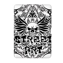 Tattoo Tribal Street Art Samsung Galaxy Tab 2 (10 1 ) P5100 Hardshell Case  by Valentinaart