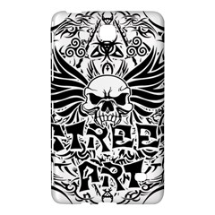 Tattoo Tribal Street Art Samsung Galaxy Tab 4 (8 ) Hardshell Case  by Valentinaart