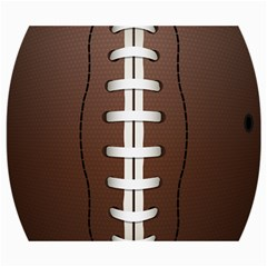 Football Ball Canvas 16  X 20   by BangZart