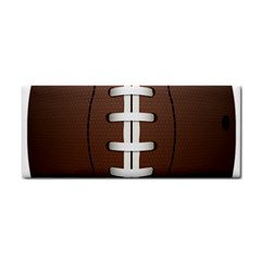 Football Ball Cosmetic Storage Cases by BangZart