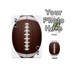 Football Ball Playing Cards 54 (mini)  by BangZart