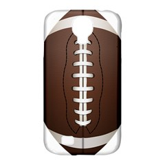 Football Ball Samsung Galaxy S4 Classic Hardshell Case (pc+silicone) by BangZart