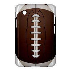 Football Ball Samsung Galaxy Tab 2 (7 ) P3100 Hardshell Case  by BangZart