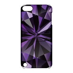 Amethyst Apple Ipod Touch 5 Hardshell Case With Stand by BangZart