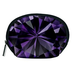 Amethyst Accessory Pouches (medium)  by BangZart