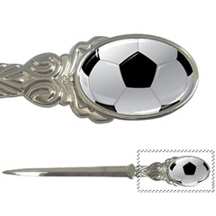 Soccer Ball Letter Openers by BangZart