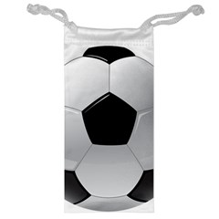 Soccer Ball Jewelry Bag
