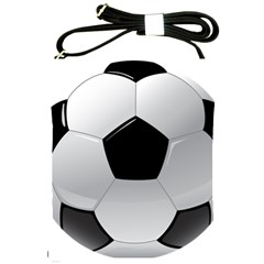 Soccer Ball Shoulder Sling Bags by BangZart