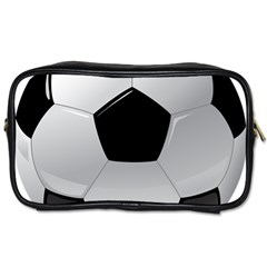 Soccer Ball Toiletries Bags