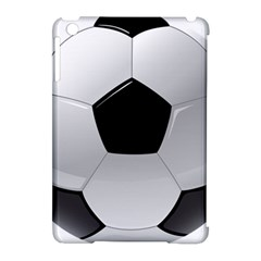 Soccer Ball Apple Ipad Mini Hardshell Case (compatible With Smart Cover) by BangZart