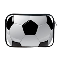 Soccer Ball Apple Macbook Pro 17  Zipper Case by BangZart
