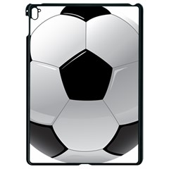 Soccer Ball Apple Ipad Pro 9 7   Black Seamless Case by BangZart
