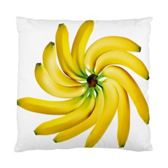 Bananas Decoration Standard Cushion Case (two Sides) by BangZart