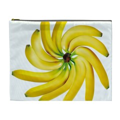 Bananas Decoration Cosmetic Bag (xl) by BangZart