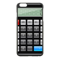 Calculator Apple Iphone 6 Plus/6s Plus Black Enamel Case
