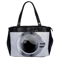 White Washing Machine Office Handbags by BangZart