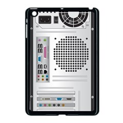 Standard Computer Case Back Apple Ipad Mini Case (black) by BangZart