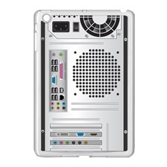 Standard Computer Case Back Apple Ipad Mini Case (white) by BangZart
