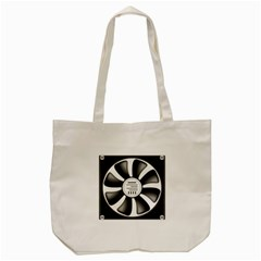 12v Computer Fan Tote Bag (cream) by BangZart