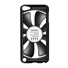 12v Computer Fan Apple Ipod Touch 5 Case (black) by BangZart