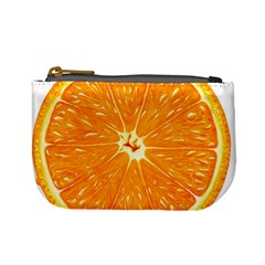 Orange Slice Mini Coin Purses by BangZart
