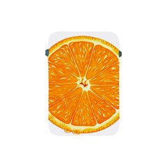 Orange Slice Apple Ipad Mini Protective Soft Cases by BangZart