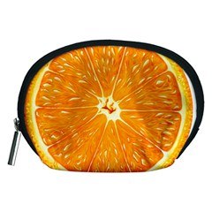 Orange Slice Accessory Pouches (medium)  by BangZart
