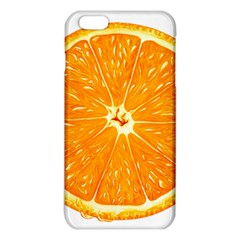 Orange Slice Iphone 6 Plus/6s Plus Tpu Case by BangZart
