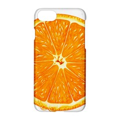 Orange Slice Apple Iphone 7 Hardshell Case